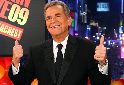 Simply remarkable dick clark is 80 regret