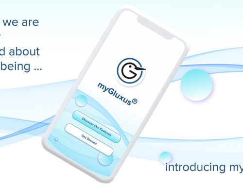 Introducing myGluxus® Health App