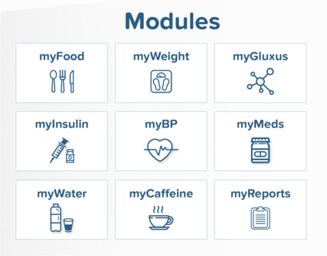 myGluxus® Modules List